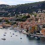 Le front de mer de Villefranche sur Mer par  - Villefranche-sur-Mer 06230 Alpes-Maritimes Provence France