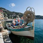 Fishing Boat - Villefranche sur Mer by FishFingers1 - Villefranche-sur-Mer 06230 Alpes-Maritimes Provence France