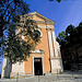 Èze church and olive tree by skyduster4 - Eze 06360 Alpes-Maritimes Provence France