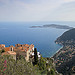 Seascape - View of Èze and Mediterranean Sea par skyduster4 - Eze 06360 Alpes-Maritimes Provence France