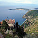 La côte d'azur vue depuis les hauteurs de Eze par Mattia Camellini - Eze 06360 Alpes-Maritimes Provence France