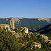 Village de Courbons by Géo-photos - Lafare 84190 Alpes-Maritimes Provence France