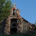 Lac d'Allos, Chapelle Notre Dame des Monts par Hélène_D - Allos 04260 Alpes-de-Haute-Provence Provence France