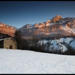 Sommet de Cucuyon et le Pic de Couard par Michel-Delli - Archail 04420 Alpes-de-Haute-Provence Provence France