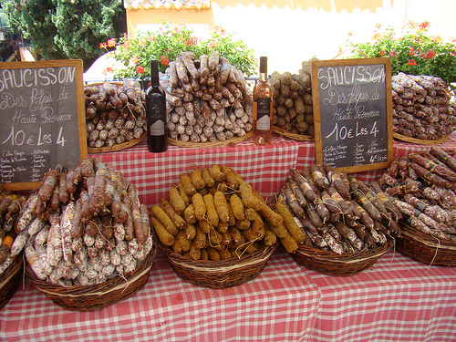 Saucisson des alpes de Haute Provence by UniqueProvence