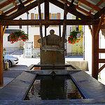 Lavoir de Barles par Sebmanstar - Barles 04140 Alpes-de-Haute-Provence Provence France