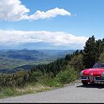 Col de Fontbelle près de Digne les Bains par  - Champtercier 04660 Alpes-de-Haute-Provence Provence France