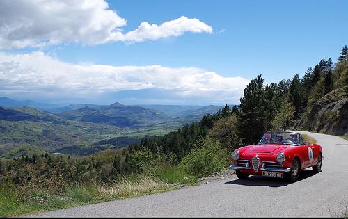 Col de Fontbelle près de Digne les Bains par Sebmanstar