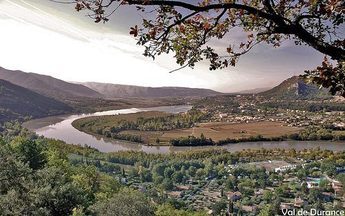 Balade autour du lac (2h) par Val de Durance Tourisme et VTT