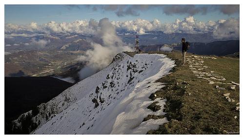 Randonnée de Cruis à la Montagne de Lure by François BOUTTIN
