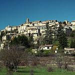 Medieval village par confuzzyus - Dauphin 04300 Alpes-de-Haute-Provence Provence France