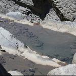 Les cascades de Digne les Bains en août : ça manque d'eau ! by  - Digne les Bains 04000 Alpes-de-Haute-Provence Provence France