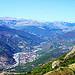dégradé bleu du ciel à la montage by Géo-photos - Digne les Bains 04000 Alpes-de-Haute-Provence Provence France
