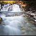 Torrent des Eaux Chaudes par Michel-Delli - Digne les Bains 04000 Alpes-de-Haute-Provence Provence France