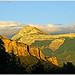 Pic du Couard vu de Digne les Bains by Géo-photos - Digne les Bains 04000 Alpes-de-Haute-Provence Provence France