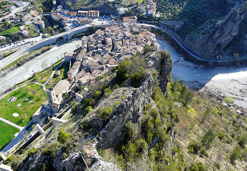 Citadelle d'Entrevaux by myvalleylil1