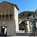 L'entre fortifie d'Entrevaux par  - Entrevaux 04320 Alpes-de-Haute-Provence Provence France