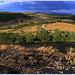 Fin de journée dans la solitude du plateau d'Entrevennes par Rhansenne.photos - Entrevennes 04700 Alpes-de-Haute-Provence Provence France