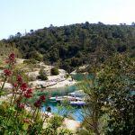 Lac d'Esparron du Verdon - Printemps à Esparron par myvalleylil1 - Esparron de Verdon 04800 Alpes-de-Haute-Provence Provence France