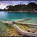 Lac d'Esparron de Verdon par Michel-Delli - Esparron de Verdon 04800 Alpes-de-Haute-Provence Provence France