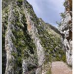 Défilé - Clue de Melle - Blieux by Charlottess -   Alpes-de-Haute-Provence Provence France