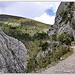 La vieille voie - Clue de Melle - Blieux par Charlottess - Lacoste 84480 Alpes-de-Haute-Provence Provence France