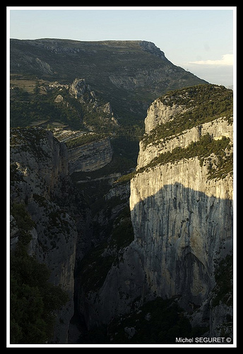Gorges du Verdon par michel.seguret
