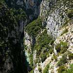 Les gorges du Verdon - vue plongeante par Mario Graziano - La Palud sur Verdon 04120 Alpes-de-Haute-Provence Provence France