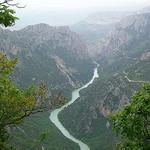 Verdon Gorge par spencer77 - La Palud sur Verdon 04120 Alpes-de-Haute-Provence Provence France