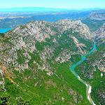 Les Gorges du Verdon : depuis la route des Crêtes by nic( o ) - La Palud sur Verdon 04120 Alpes-de-Haute-Provence Provence France
