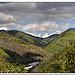 La rivière Bléone sur fond de neige - Le Brusquet par Charlottess - Le Brusquet 04420 Alpes-de-Haute-Provence Provence France