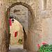 Les volets rouges - Lurs par Charlottess - Lurs 04700 Alpes-de-Haute-Provence Provence France