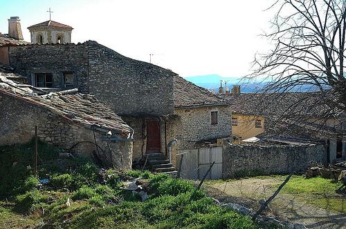 Mallefougasse dans les Alpes de Haute Provence by Patrick.Raymond