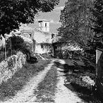 Mallefougasse, chemin vers la maison par Patrick.Raymond - Mallefougasse Augès 04230 Alpes-de-Haute-Provence Provence France
