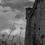 Tour de guet du château de Mane par CTfoto2013 - Mane 04300 Alpes-de-Haute-Provence Provence France