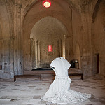 Prieuré de Salagon à Mane : Le fantome du prieuré par pascal548 - Mane 04300 Alpes-de-Haute-Provence Provence France