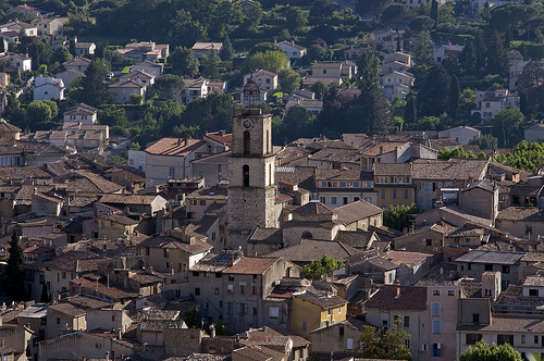 Les toits de Manosque  by Thierry B