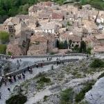 Vue plongeante sur Moustiers par voyageur85 - Moustiers Ste. Marie 04360 Alpes-de-Haute-Provence Provence France