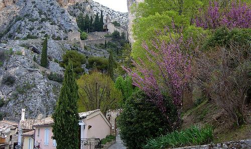 Village de Moustiers-Sainte-Marie par voyageur85