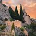 Chapelle Notre-Dame de Beauvoir by erwinberrier - Moustiers Ste. Marie 04360 Alpes-de-Haute-Provence Provence France