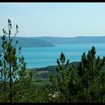 Lac de Sainte-Croix by Patchok34 - Moustiers Ste. Marie 04360 Alpes-de-Haute-Provence Provence France