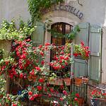 Moustiers Sainte Marie (Haute Provence) par Belles Images by Sandra A. - Moustiers Ste. Marie 04360 Alpes-de-Haute-Provence Provence France
