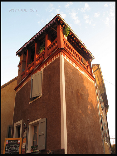 Tour Terrasse par Sylvia Andreu