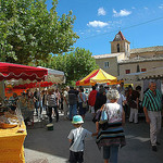 Marché à Ongles by  - Ongles 04230 Alpes-de-Haute-Provence Provence France