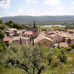 Les toits du village de Peyruis by Val de Durance Tourisme et VTT - Peyruis 04310 Alpes-de-Haute-Provence Provence France