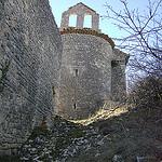 Ballade en Haute Provence : chapelle abandonnée par Hélène_D - Redortiers 04150 Alpes-de-Haute-Provence Provence France