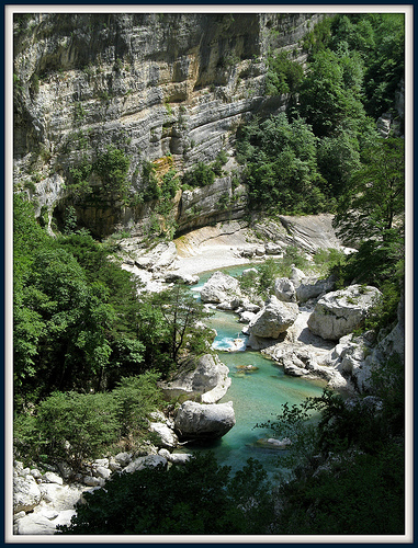 Les gorges du Verdon by myvalleylil1