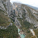 Vertige : gorges du Verdon by allhype - Rougon 04120 Alpes-de-Haute-Provence Provence France