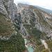 Vertige : gorges du Verdon par allhype - Rougon 04120 Alpes-de-Haute-Provence Provence France