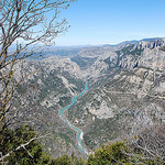 Le grand canyon en provence : le verdon by Mattia_G - Rougon 04120 Alpes-de-Haute-Provence Provence France